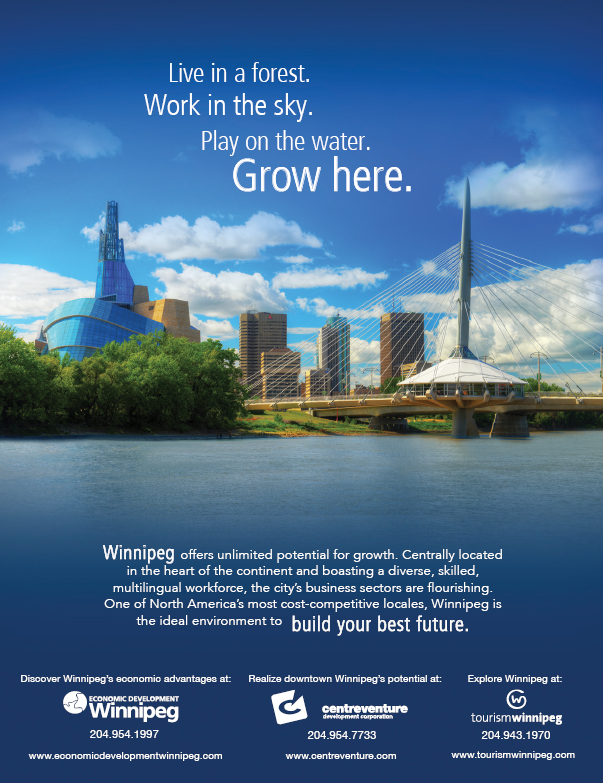 Economic Development Wpg