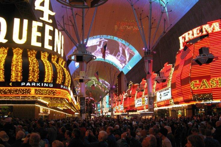 Fremont_Street_Experience,_Las_Vegas_NV Photo Credit John Phelan