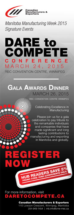 Canadian Manufacturers and Exporters Gala Awards Dinner