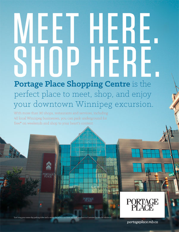 Portage Place Winnipeg