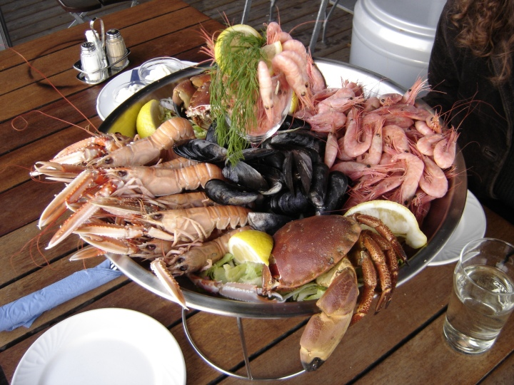 Enjoy a wide selection of fresh seafood on your visit.