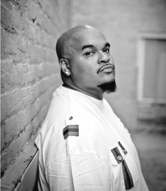 Christian rapper, Fresh I.E., has received two Grammy nominations. (Photo courtesy of Fresh i.E.)