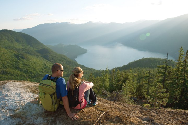 Overlooking the scenic Howe Sound, there is much to see and do along the Sea-to-Sky Highway from Vancouver to Whistler.