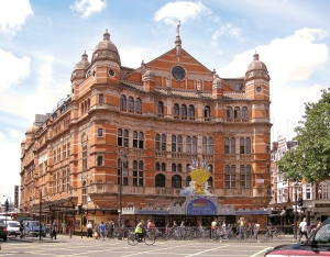 The Palace Theatre in the West End has been home to shows like Jesus Christ Superstar and Les Misérables over the years.