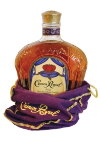 Crown Royal Canadian whisky has Manitoba roots.