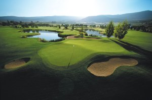 Kelowna Springs Golf Course.