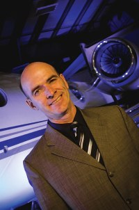 Fast Air owner and CEO, Dylan Fast.