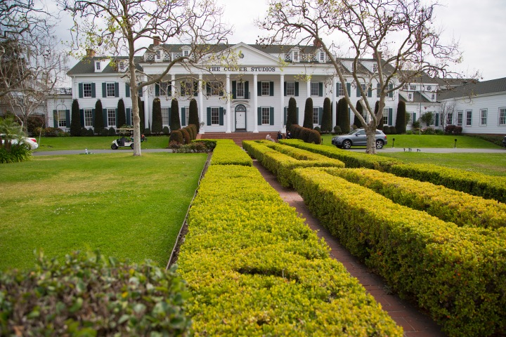 The Culver Studios Mansion was the mansion in Gone with the Wind.