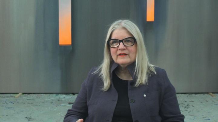 Winnipeg artist, Wanda Koop, has earned international acclaim.