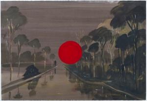 Wanda Koop's Red Dot.