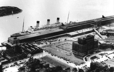 Pier 21 in 1934.