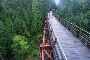 There are plenty of biking trails to explore.