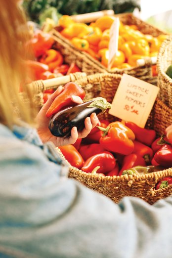 Victoria has developed a reputation for its high quality local produce.