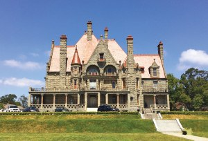 A national historic site, Craigdarroch Castle is a historic Victorian style Scottish baronial mansion in Victoria.