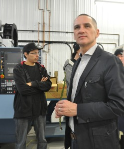MLA Kevin Chief is a product of Neeginan College.