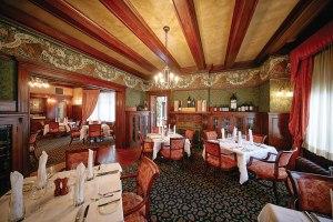 The elegant interior of 529.