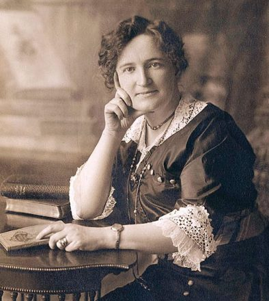 "The early Walker was also prominent in Manitoba history when Nellie McClung and the suffragists staged a ""mock parliament"" in January"